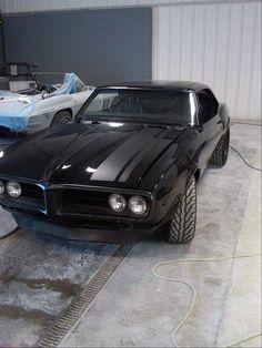 1968 Pontiac #Firebird