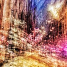 Taking in the Streets of NYC Through an iPhone Kaleidoscope | WIRED