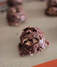 Chocolate Cake Reeses Peanut Butter Chunk Cookies - Picky Palate