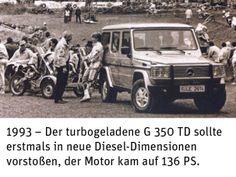 Mercedes G Historie: Mercedes-Exoten aus 35 Jahren (Bildergalerie, Bild 75) - 4WHEELFUN