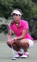 Womens Golf Jimenez Named Second-Team All-American