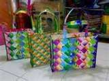 Plastic Bag Crafts From Trash