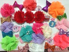 Tiaras con flores prefabricadas Creaciones Rosa Isela No. 235 - YouTube