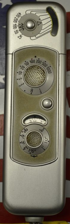 Minox B vintage spy camera