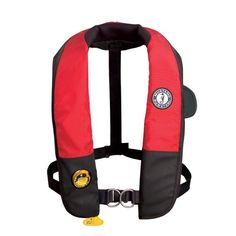 Mustang Deluxe Auto Hydrostatic Inflatable PFD with Harness Universal *** Want additional info? Click on the image. This is an Amazon Affiliate links.