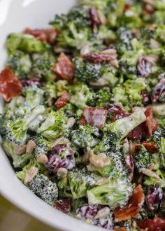 Favorite Broccoli Salad