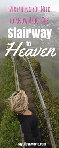 The Stairway to Heaven in Hawaii is famous for its epic views, and more so, its inaccessibility. Technically this hike is illegal, but do you know why? This post has all of the information of the history and current state of the Stairway to Heaven in Oahu, Hawaii!