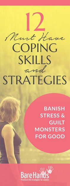 "Do you struggle with guilt, saying ""no"" and the pressures of life? You need Sticky Strategies—relationship and stress coping skills for positive change."