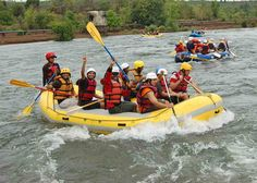 Book Shivpuri White Water River Rafting with Wildadda Adventures by Wildadda Official.