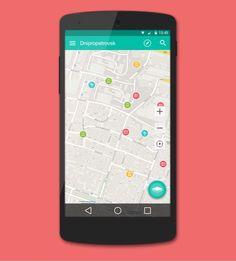 https://www.behance.net/gallery/22972483/My-Map-app-