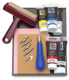 5 Smart Ways to Stretch Your Printmaking Budget - The Art of Education