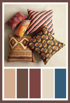 Pillow Palette