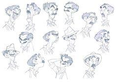 Borja Montoro - Character Design Page