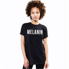 Be a Presence. Wear Your Truth. Find this statement t-shirt at our store: $15.00 #melanin #statement #tshirt #simplestatementsco