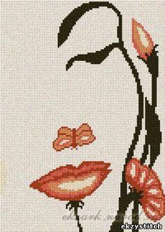 """""""Mouth of Flower - Octavio Ocampo"""""""