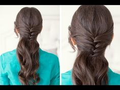 How To: Corset Hair - http://www.box-of-fashion.com/how-to-corset-hair/
