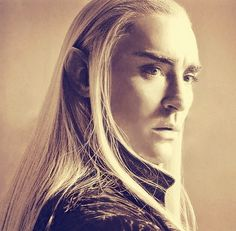 Lee Pace: One of my favorite things in this film is the way the Elves are descr The Hobbit Thranduil, Lee Pace Thranduil, O Hobbit, Tauriel, Tolkien, Orlando Bloom Legolas, Elf King, King Of My Heart, The Elf