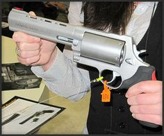 Taurus Raging Judge
