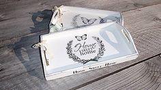 Krabičky - Vintage podnosy - 5417129_
