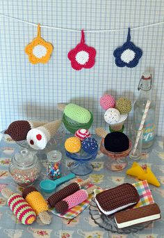 Ravelry: Glasskiosk pattern by Maja Karlsson FREE