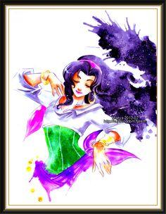 Disney Art- I think she is sooo pretty