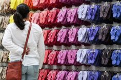 Your Favorite Flip-Flops Are Part Of Brazil's Ridiculous Political Mess