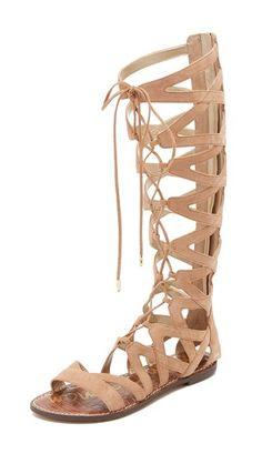 Gena Tall Gladiator Sandals