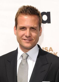Gabriel Macht should play Christian Grey, just watch an episode of Suits on USA. I'd happily play Ana Steele!