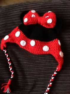 Disney inspired crocheted baby hat Disney Inspired, Baby Hats, Crochet Necklace, Beanie, Inspiration, Jewelry, Fashion, Biblical Inspiration, Moda