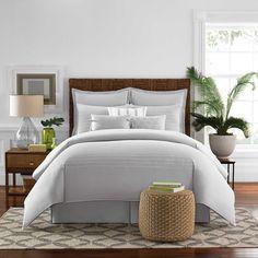 Real Simple Boden Comforter Set in Grey
