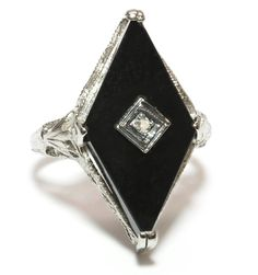 lozenge jewelry grissom diamond lozengdiarngbig s estate
