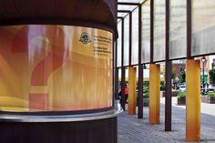 Signalétique pavoisement pointe sud du Marché Atwater @ Atwater Market Montreal. Crédit photo Olivier Blouin Parcs Canada, Popcorn Maker, Photos, Kitchen Appliances, Interior Design, Home, Kiosk, Olive Tree, Diy Kitchen Appliances