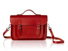 The 13 inch Batchel with Magnetic Closure |Cambridge Satchel / 148 euros