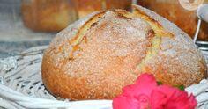 Pan dulce casero o 'Fogaseta'