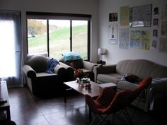 Northwoods Village apartments at Skidmore College. Yes, our students live in these on campus! These apartments are located close to downtown Saratoga Springs, too!