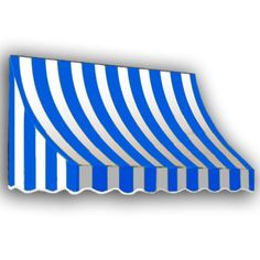 AWNTECH 3 ft. Nantucket Window/Entry Awning (