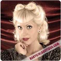 psychobilly hairstyles : Psychobilly Hairstyles for Women Psychobilly Hairstyles For Women