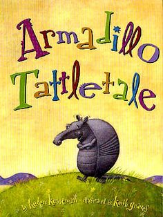 Armadillo's habit of eavesdropping and then misreporting what he hears makes the other animals so angry that they find a way to keep him from overhearing their private conversations.