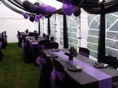 Outdoor Wedding #gothicwedding