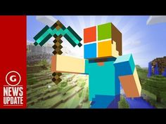 Microsoft Buys Minecraft for $2.5 Billion - GS News Update