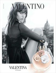 Valentina by Valentino Fall 2013 Ad Campaign | Freja Beha Erichsen