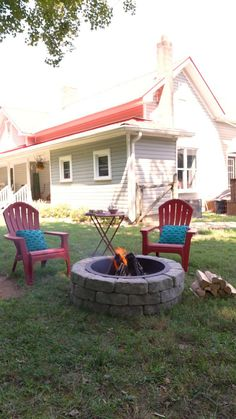 It's finally fire pit season! Tackle this simple DIY project for fall or shop our selection of gas fire pits.