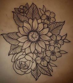Many people mistake tattoos with more modern, rebellious cultures such as the alternative and pop-culture. Despite a lot of people being convinced that tattoos are a new thing and despite many peop… Girly Tattoos, Rose Tattoos, Body Art Tattoos, Flower Mandala Tattoo, Flower Tattoo Designs, Piercing Tattoo, Arm Tattoo, Sleeve Tattoos, Piercings