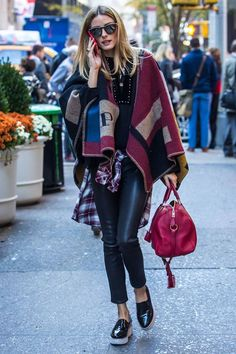 The Olivia Palermo Lookbook : Olivia Palermo in New York City
