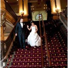 Yuna Lee & Mike Thompson Wedding at the Jefferson Hotel Richmond, Virginia