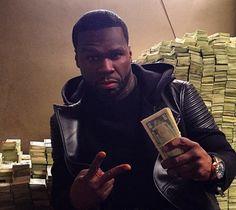 50 Cent Fake Instagram Money? - Hip Hop News | Celebrity News | Entertainment News |