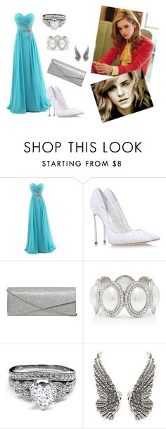 """Hermione - A.S.A."" by isa-conti ❤ liked on Polyvore featuring Casadei, Dorothy Perkins and Forever New"