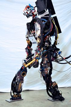 darpa robot | Teams selected to compete in DARPA robotics challenge