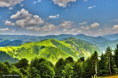 Muntii Lotrului - Lotrului Mountains, Romania Mother Earth, Trekking, Digital Art, Blessed, Landscape, Cascades, Lacs, Nature, Travel