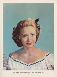 April is an American singer, dancer, and actress who rose to fame in the with roles in various Metro-Goldwyn-Mayer musicals. Hollywood Icons, Golden Age Of Hollywood, Vintage Hollywood, Hollywood Glamour, Hollywood Stars, Classic Hollywood, Jane Powell, Old Movie Stars, After Life